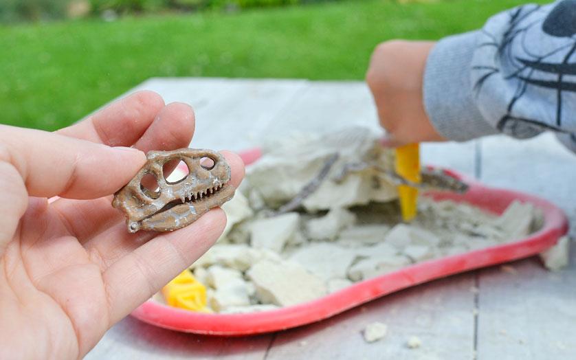 Mały archeolog dla dzieci