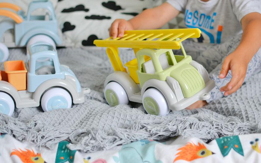 Autka dla dzieci, które przetrwają każdą zabawę - Samochody Ecoline