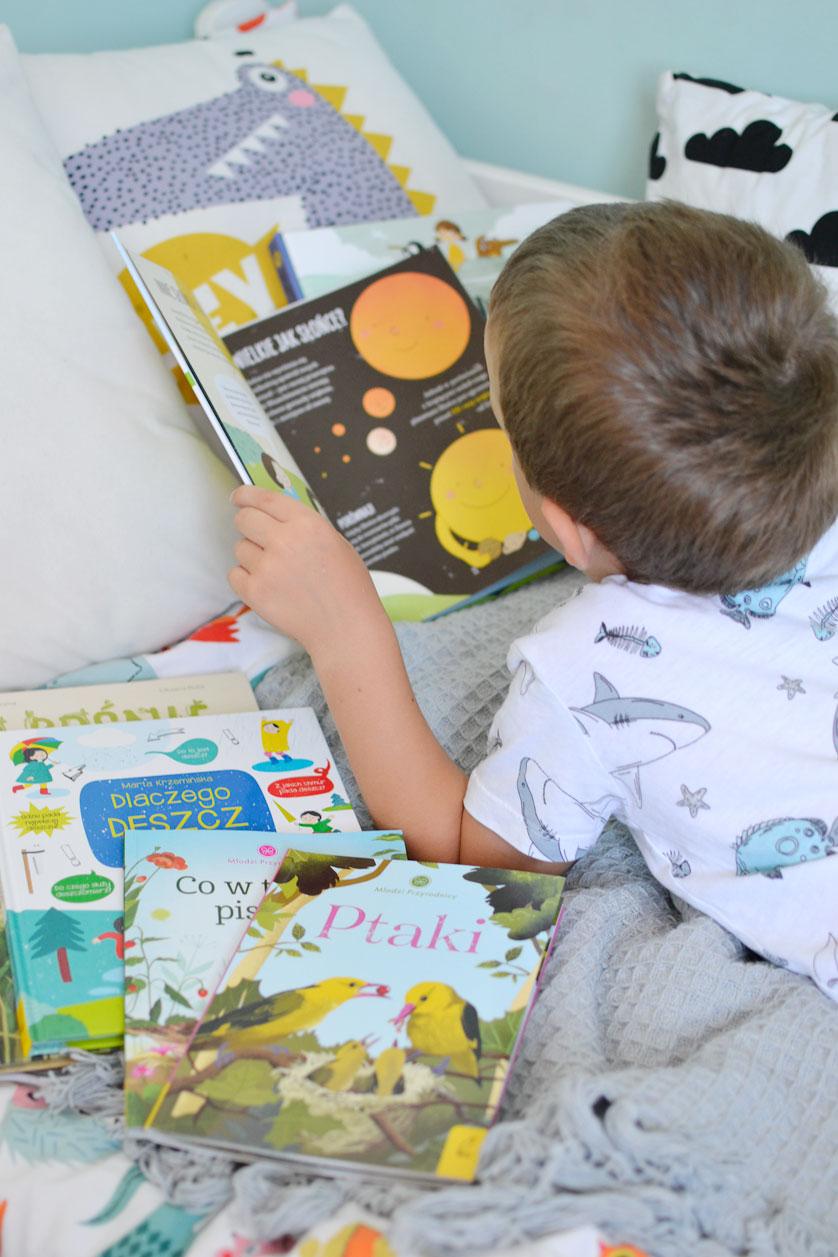 9 niezwykłych książek o przyrodzie dla dzieci
