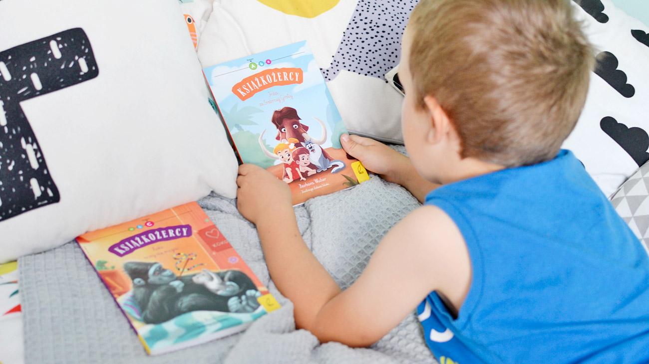 Książki do nauki czytania dla dzieci