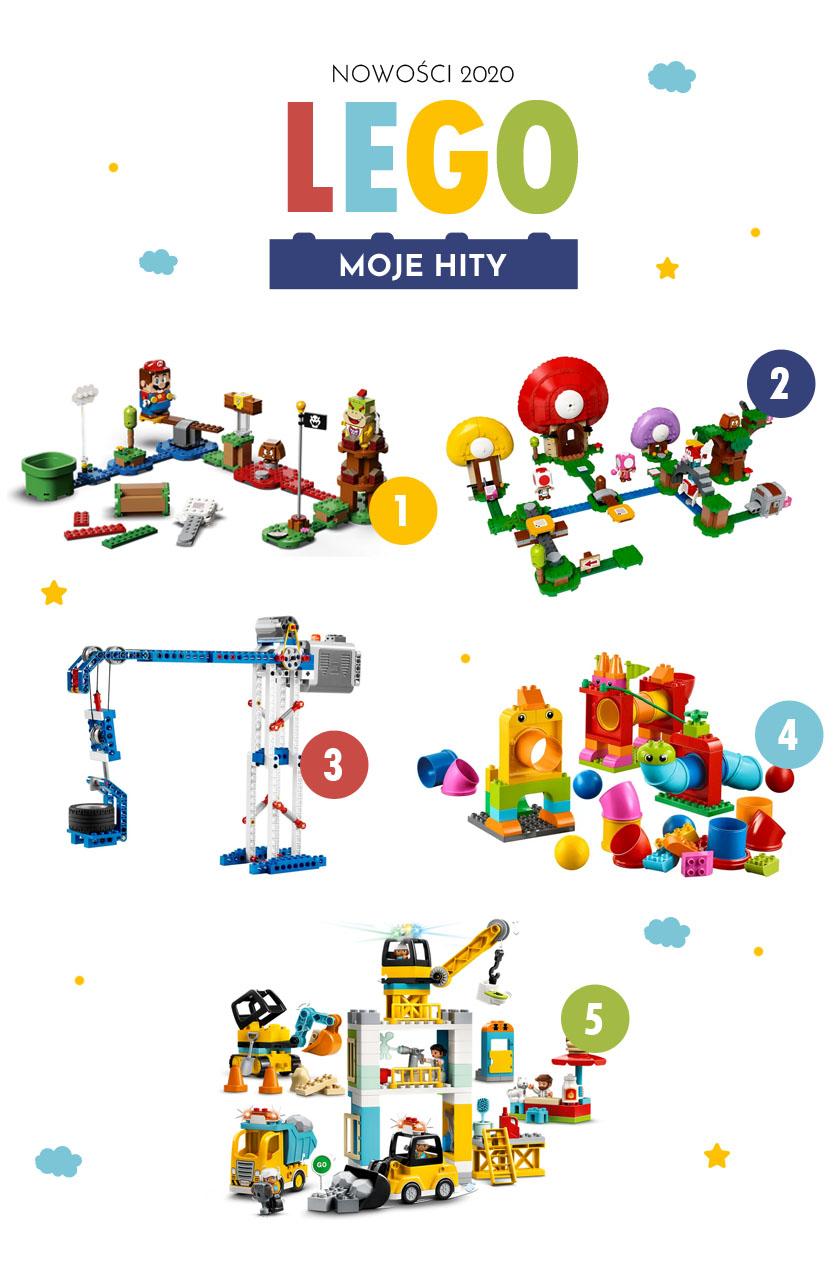 Nowości Lego 2020 - Moje hity!