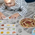 Fajna gra dla malucha, który lubi układać puzzle!