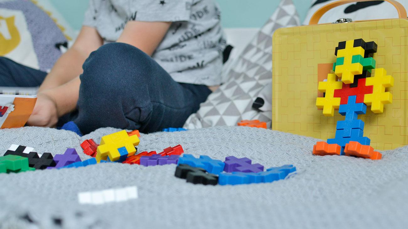 Klocki plus plus - kreatywne klocki konstrukcyjne dla dzieci