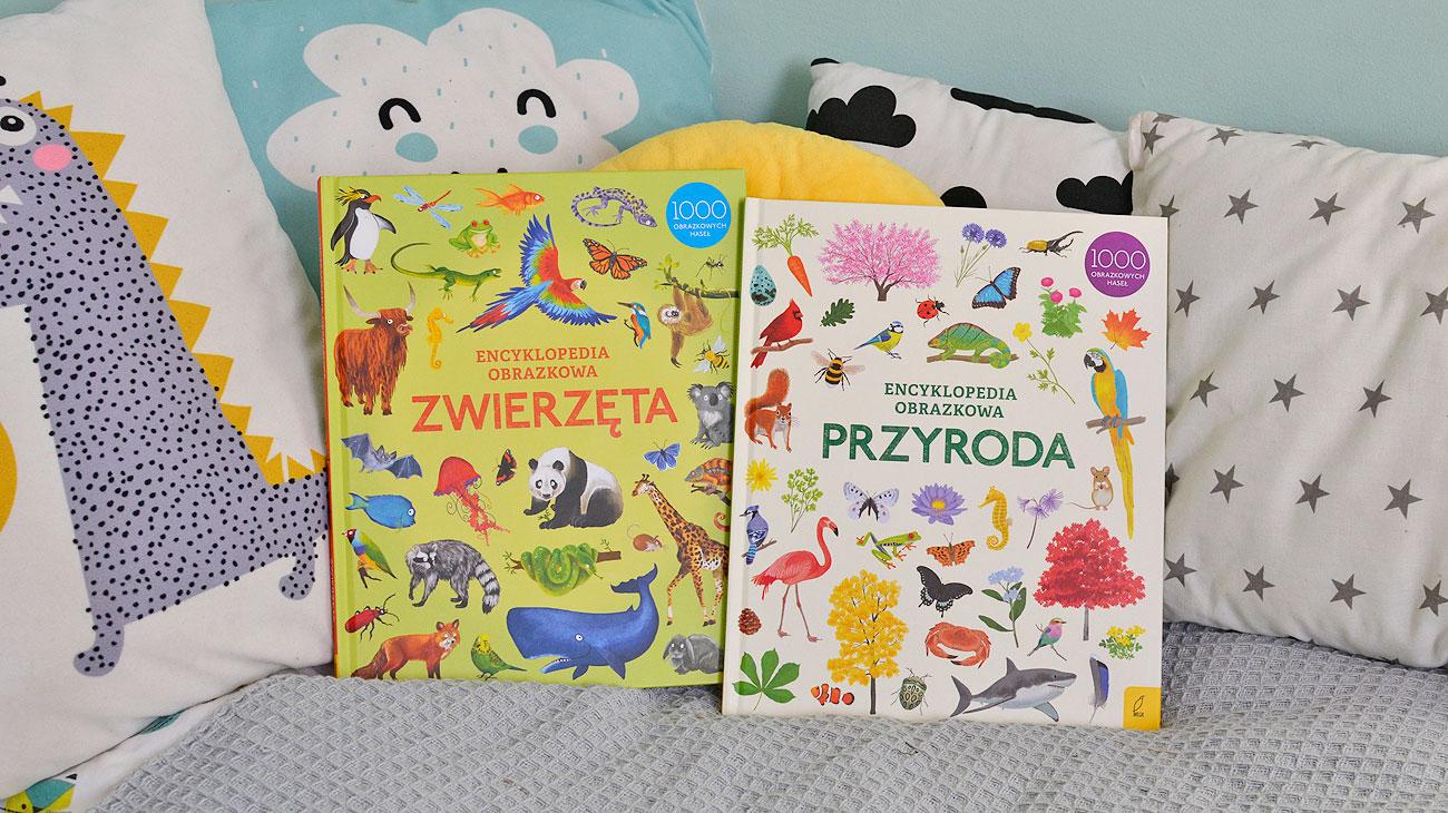Encyklopedia obrazkowa dla dzieci - Zwierzęta i przyroda