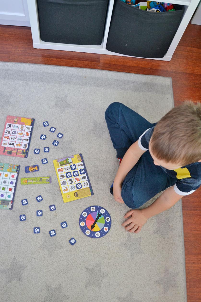 Koty - recenzja gry dla dzieci