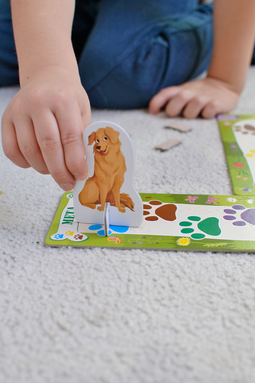 Psi wyścig - recenzja gry dla dzieci