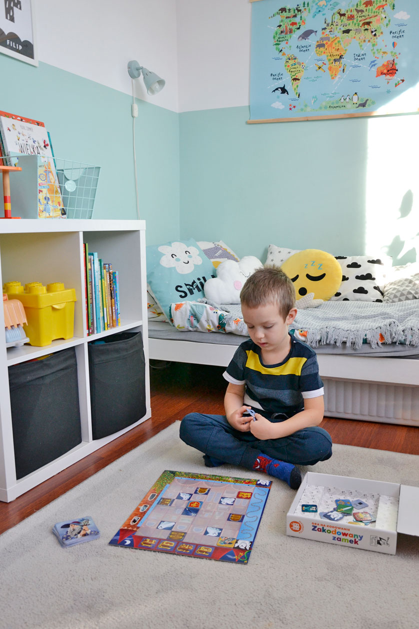 Zakodowany zamek - recenzja gry dla dzieci