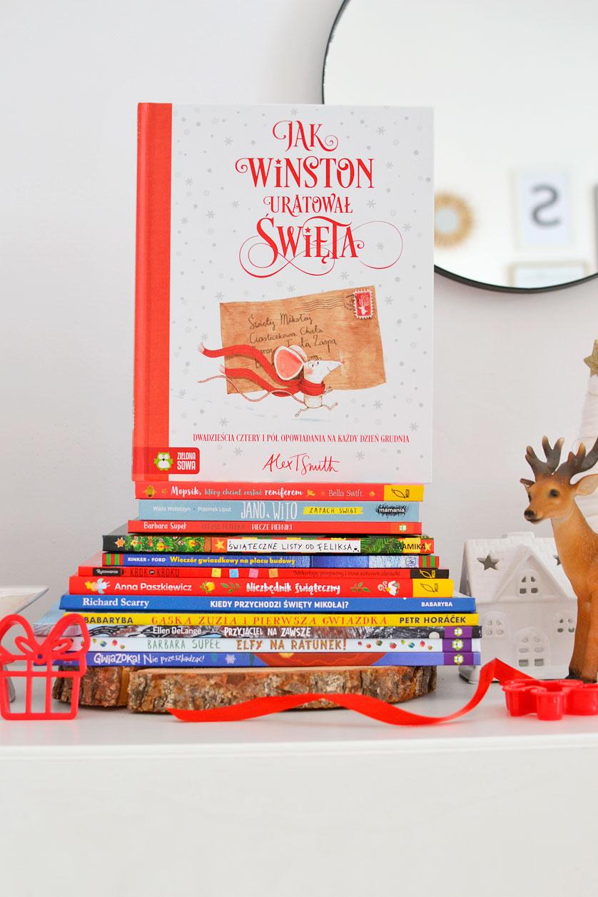 Świąteczne książki dla dzieci - 14 książek o Świętach