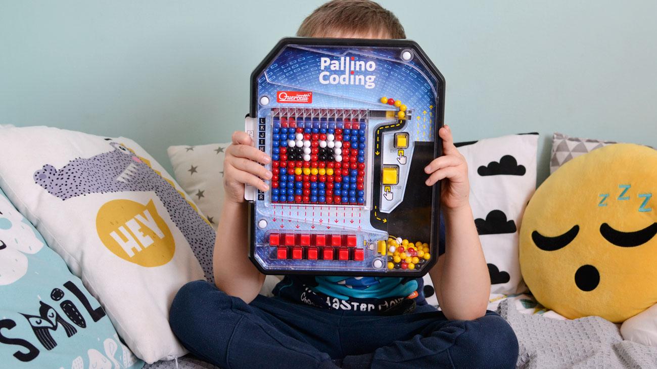 Programowanie dla dzieci - Pallino Coding