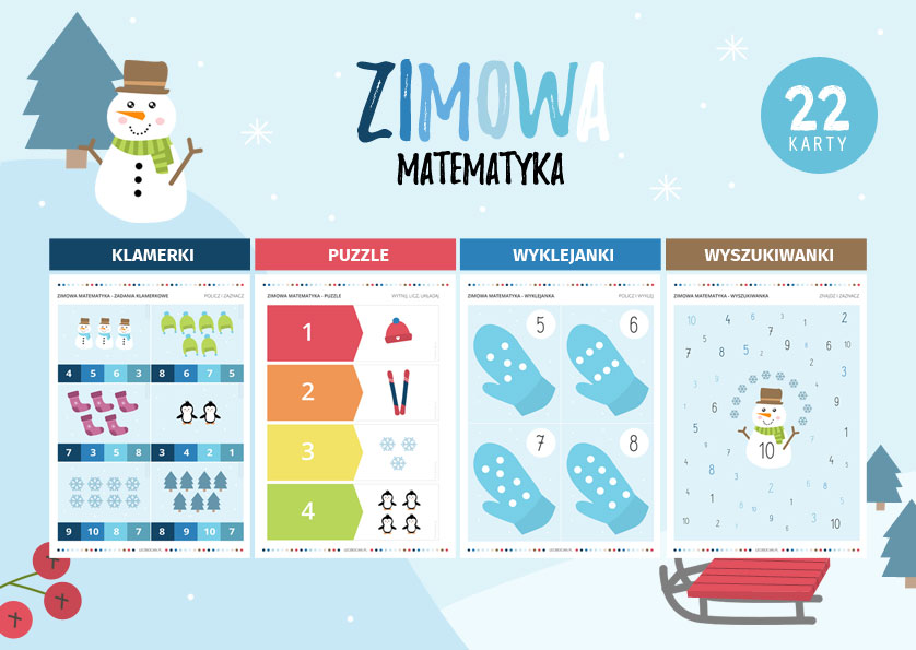 Zimowa matematyka