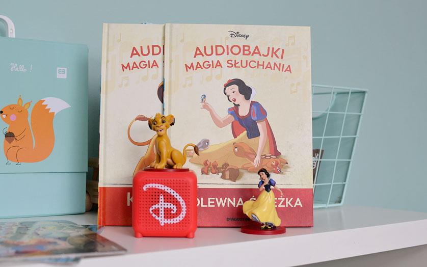 Audiobajki Magia słuchania