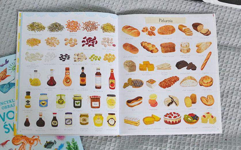 Encyklopedia obrazkowa - Jedzenie