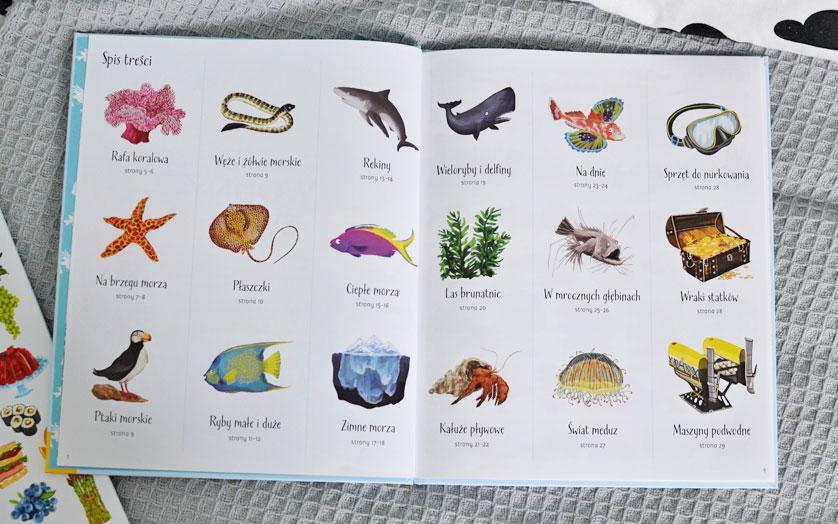 Encyklopedia obrazkowa - Wodny Świat