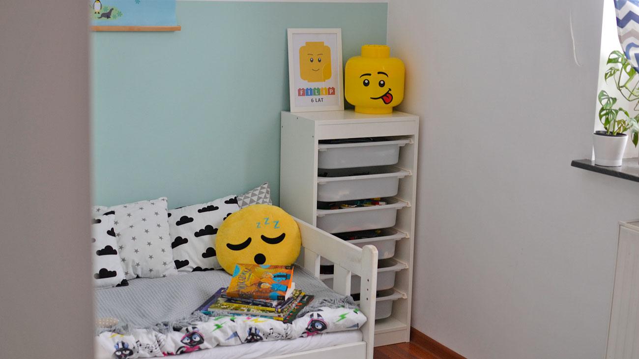 Jak przechowywać zabawki w pokoju dziecka?