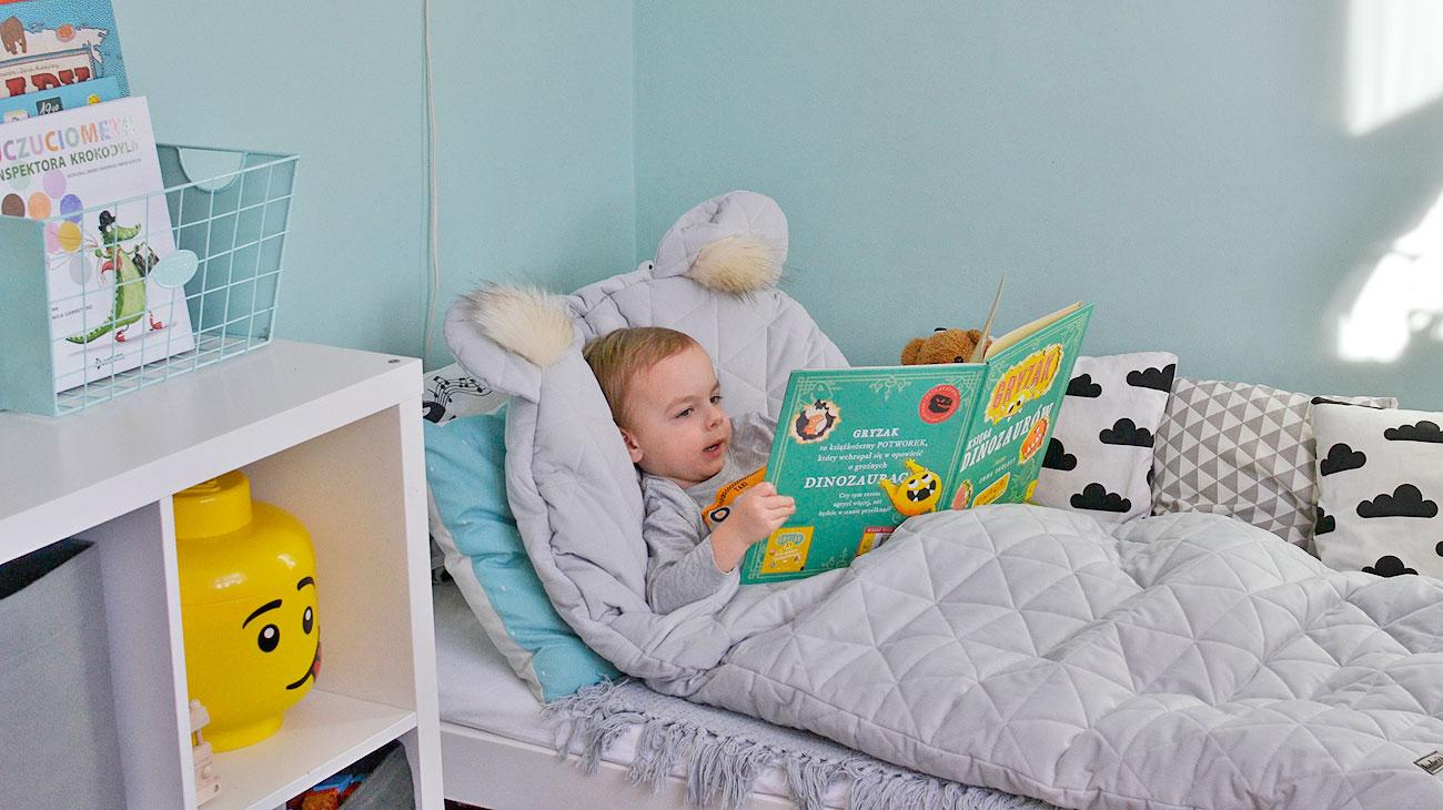 Śpiworek dla dziecka - do spania i zabawy!