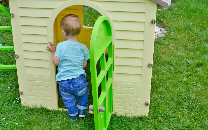 Atrakcje dla dzieci w ogrodzie - Pomysły na ogrodowe zabawy!