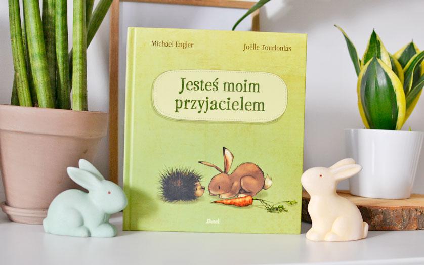 Książka – Jestem moim przyjacielem