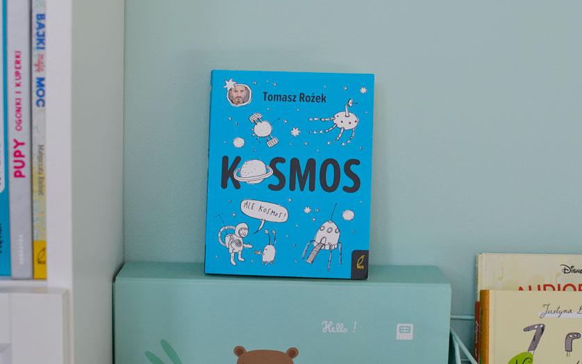 Wyjątkowa książka dla dzieci o kosmosie