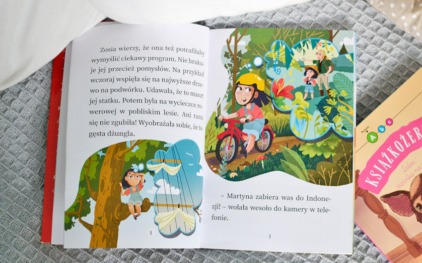 Książkożercy - Bądź jak Martyna