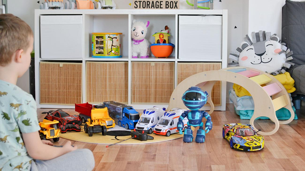 Prezent dla chłopca - 11 fajnych zabawek dla chłopca