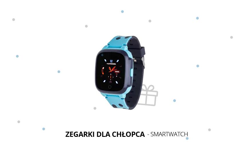 Smartwatch na komunię dla chłopca