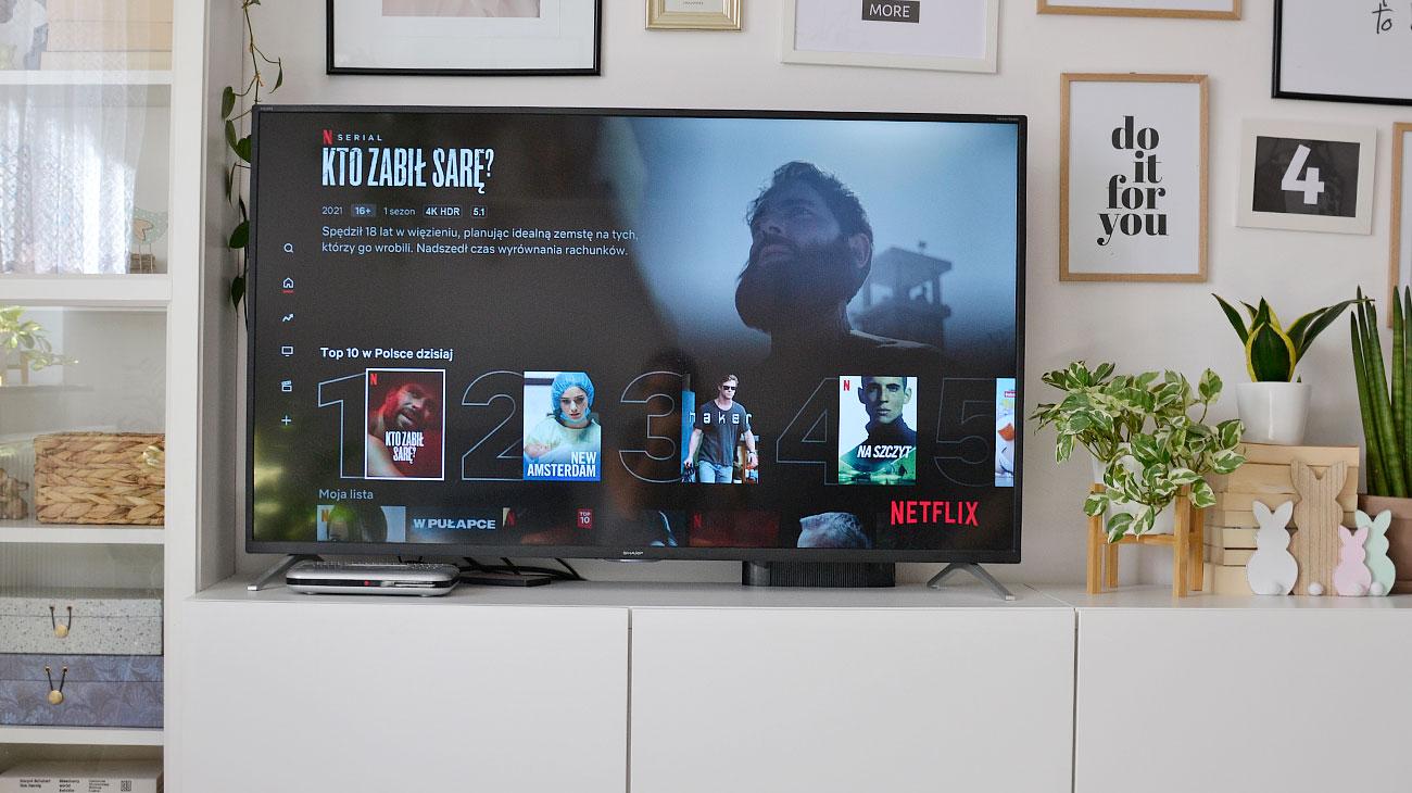 Najlepsze seriale na Netflixie - 20 nowych seriali