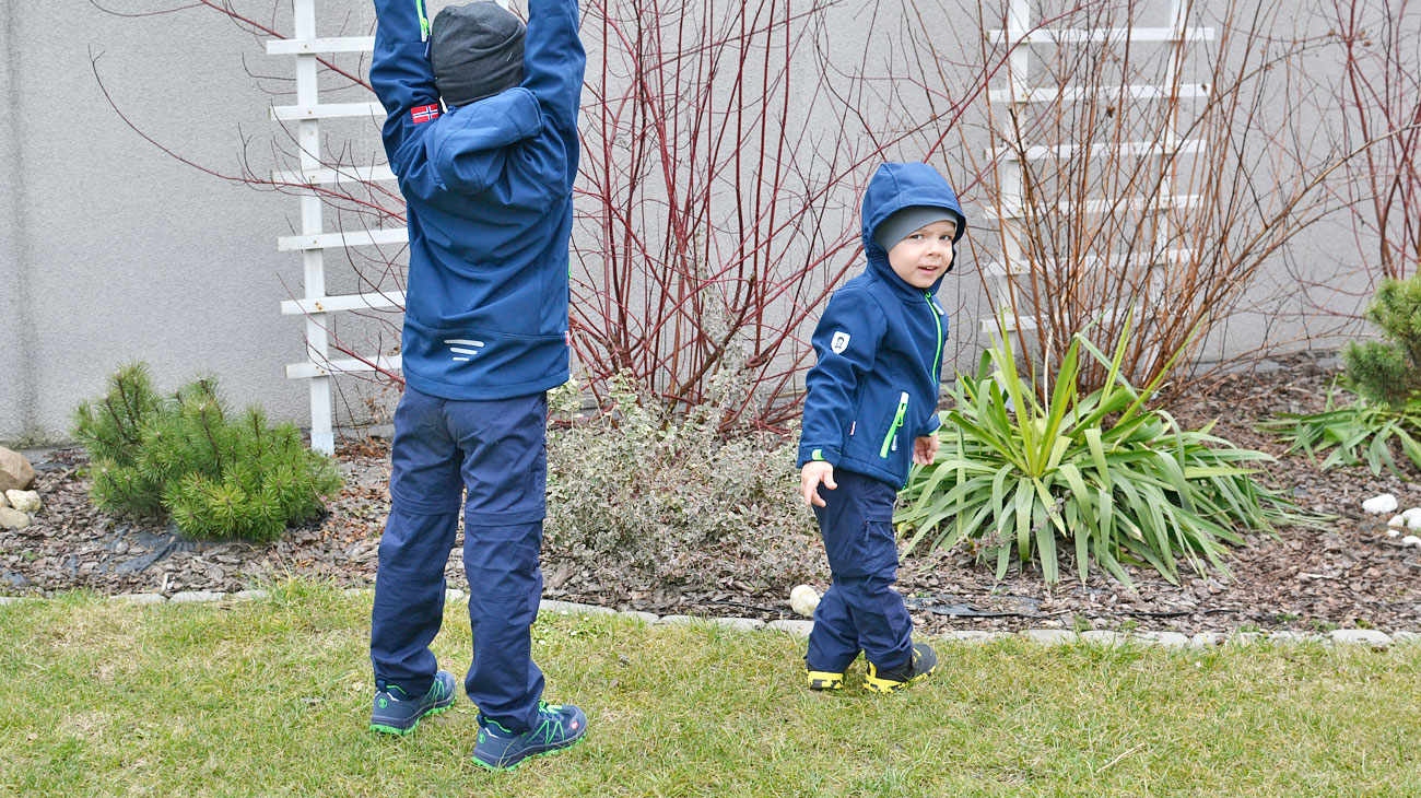 Ubrania wiosenne dla dzieci, czyli jak ubrać dziecko na wiosnę!