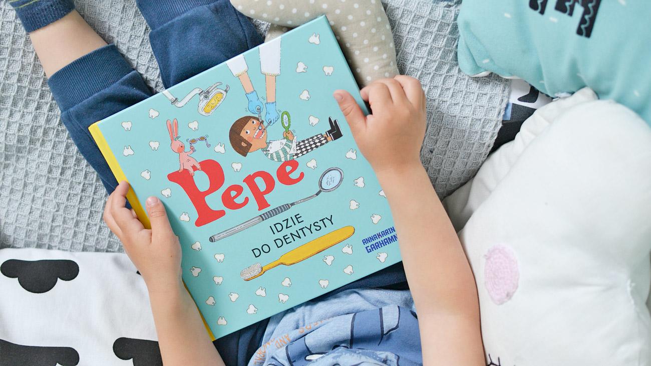 Pepe idzie do dentysty i ma rodzeństwo - nowe przygody Pepe