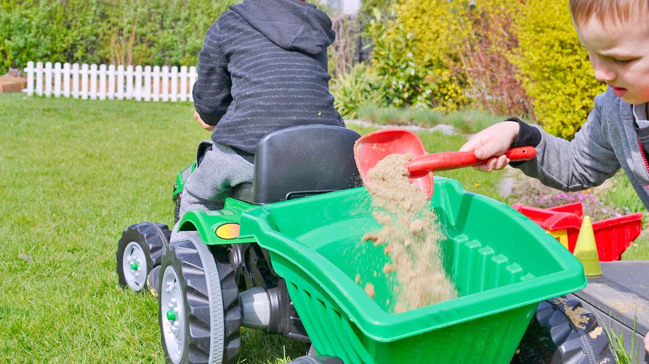 Zabawki ogrodowe dla dzieci idealne na Dzień Dziecka!