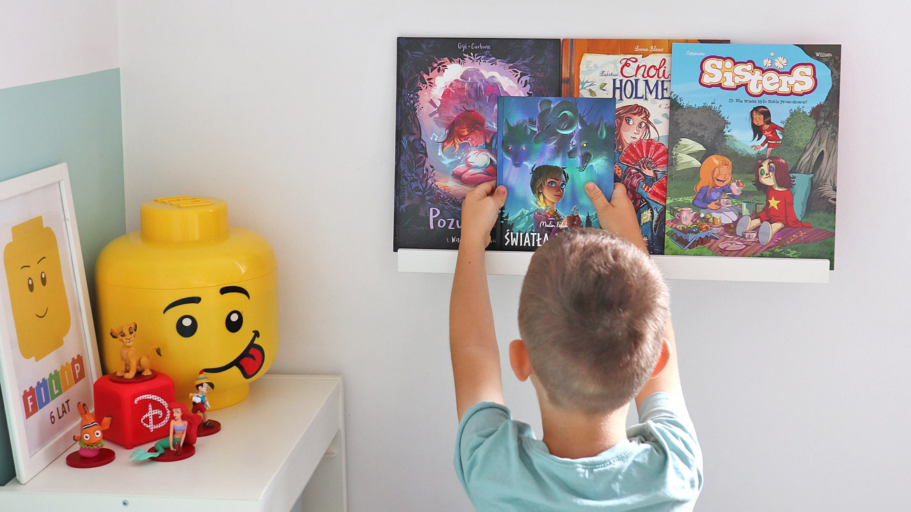 Najlepsze komiksy dla dzieci - Ranking komiksów