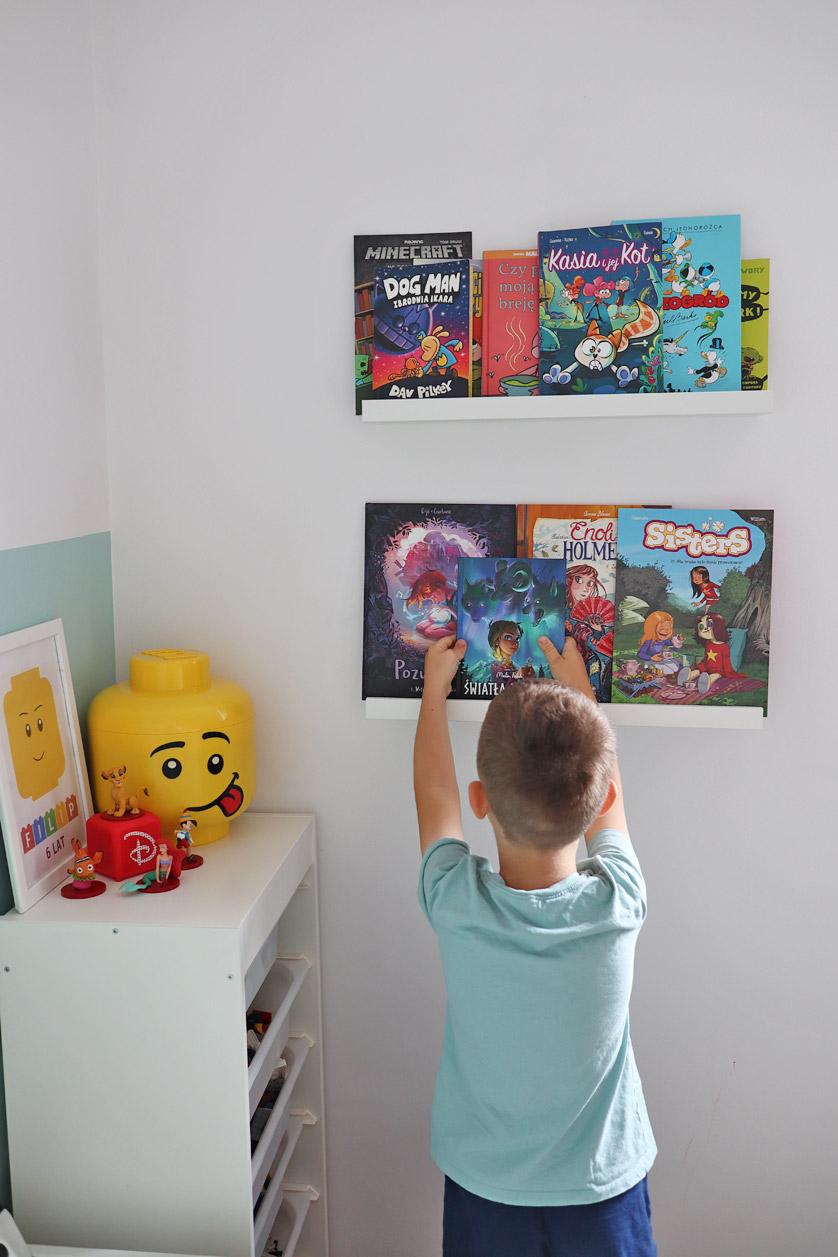 Ranking komiksów dla dzieci