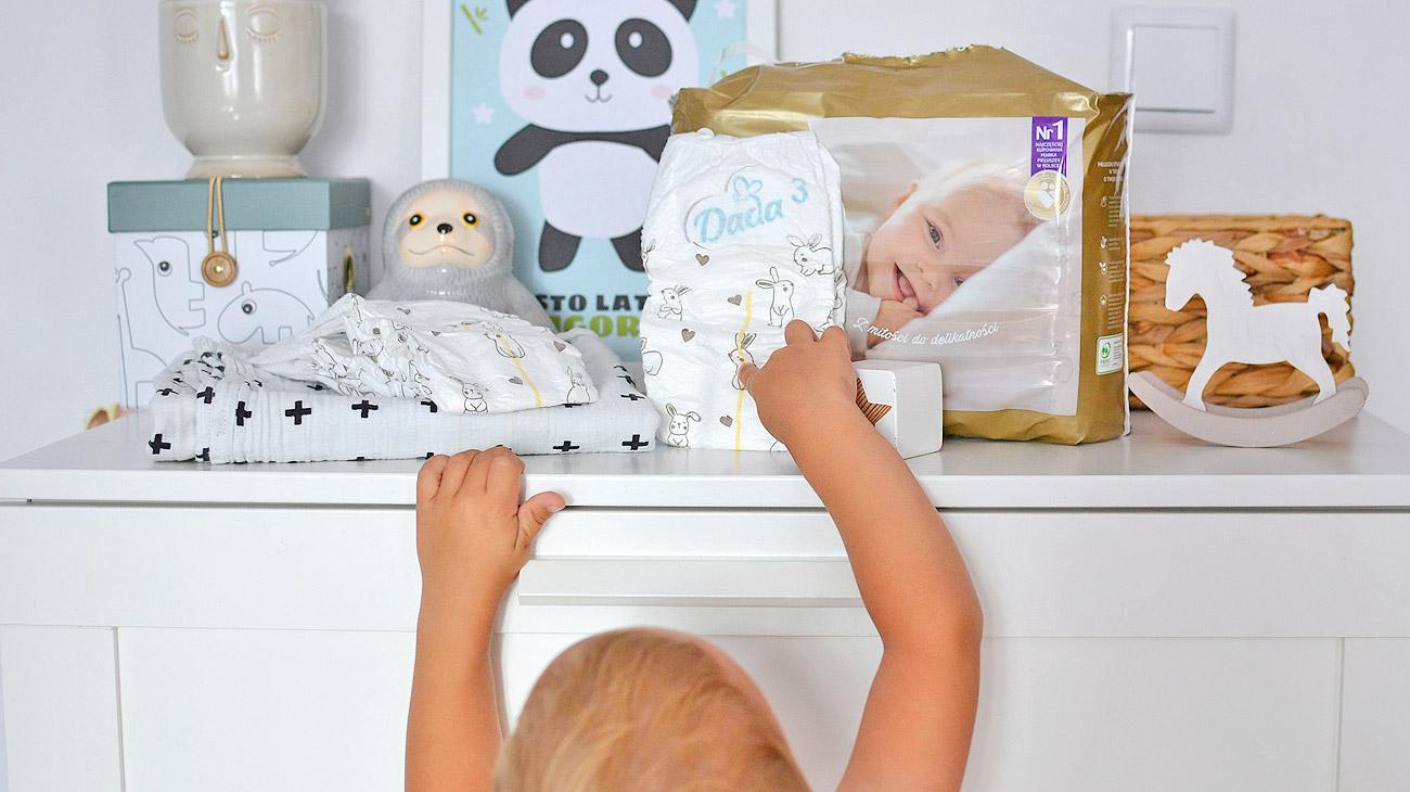 Jakie pieluszki wybrać dla dziecka?