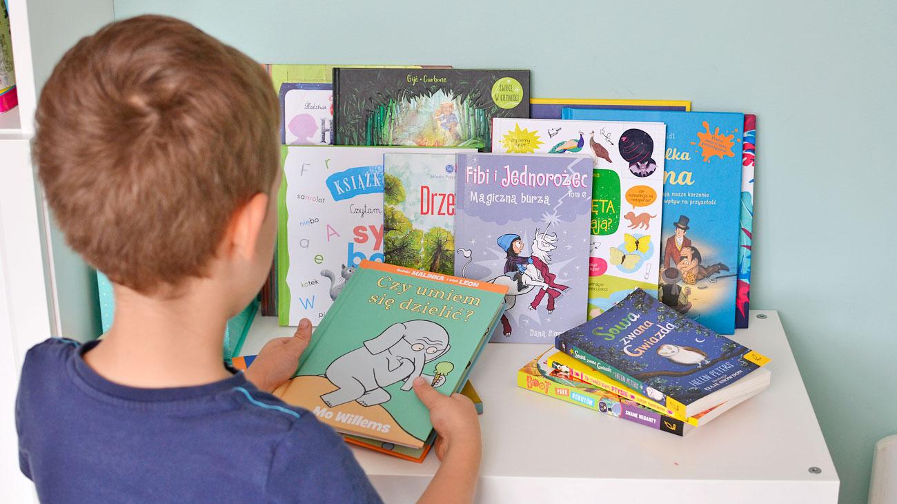 Książki dla starszaka - jesienne nowości książkowe