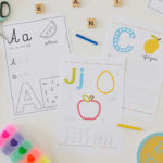 Nauka pisania - karty pracy do druku