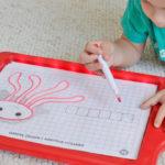 Tablica LED dla dzieci do nauki pisania i rysownia